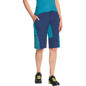 VAUDE Downieville Shorts Women sailor blue